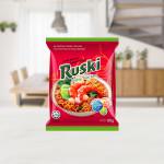 RUSKI Instant Noodles Tom Yam (80gx5) Halal – Malaysia