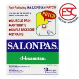 image of Hisamitsu Salonpas Pacth 10pieces