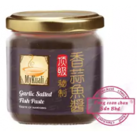 image of [FSC] Mykuali Garlic Salted Fish Paste 175gm (Jar)