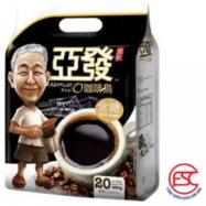 image of [FSC] Ah Huat Kopi O with Sugar 20Sachets x 20G