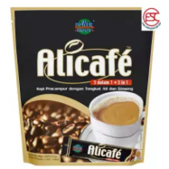 image of Alicafe Instant 5 in 1 Tongkat Ali & Ginseng Coffee (30gm x 20 sachet)