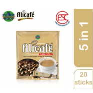 image of [FSC] Alicafe Instant 5 in 1 Tongkat Ali and Ginseng Coffee 20gm x 20sachet