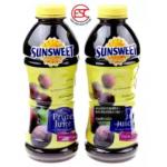 [FSC] Sunsweet Usa Prunes Juice 473ml x 2botol