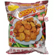 image of Fly Boat Brand Spicy Satay Crispy 340gm