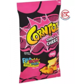 image of Mamee Corntoz Mini Chili Cheese 15gm x 30pieces