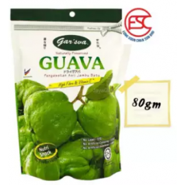 image of Gars Dried Guava 80gm