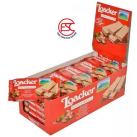 image of Loacker wafer Napolitaner 45gm x 25pcs