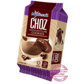 image of Mybizcuit Choco Filling Cookies 100gm