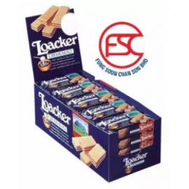image of Loacker wafer Creamkakao 45gm x 25pcs