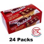 [FSC] Apollo Bubbles Chocolate Wafer 24pieces x 33gm