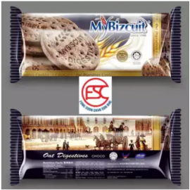 image of Mybizcuit Digestives Choco Biscuit 250g