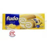 image of [FSC] Fudo Butter Flavour Swiss Roll Cake 18gm x 24 pieces