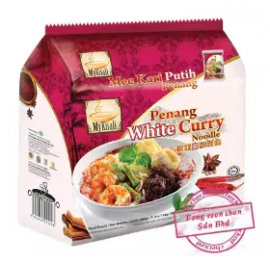 image of [FSC] Mykuali Penang White Curry Noodle 110gm x 4pck (Bundle)