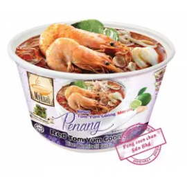 image of [FSC] Mykuali penang Red Tom Yum Goong (bihun)soup 105gm