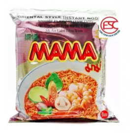 image of [FSC] Mama Shrimp Tomyam Instant Noodles 60gm x 5 pieces