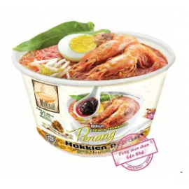 image of [FSC] Mykuali Penang Hokkien Prawn bihun soup 100gm (bowl)