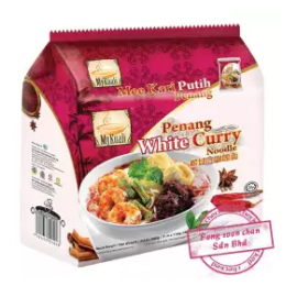 image of [FSC] Mykuali Penang White Curry Noodle 110gm x 4pcs x 12pck