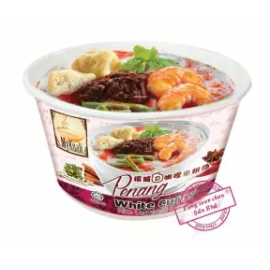 image of [FSC] Mykuali Penang White Curry Bihun Soup (Bowl) 115g