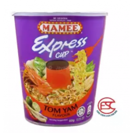 image of [FSC] Mamee Express Cup Noodles 60gm x 6cup Tomyam Flavour