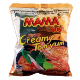 image of [FSC] Mama Shrimp Tomyam Creamy Instant Noodles 60gm x 5pieces