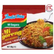 image of [FSC] Indomie Mi Goreng Original(Asli) 8pck x 5s x 80gm