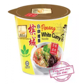 image of [FSC] Mykuali Penang White Curry(Cup)Noodle 85gm x 6cup (vegetarian)