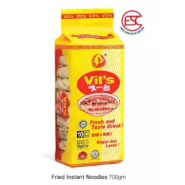 image of Vit's Fried Instant Noodles 700gm x 6pkt(no flavouring)