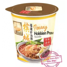 image of [FSC] Mykuali Penang Hokkien Prawn(cup) Noodle 85gm x 6cup