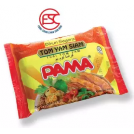 image of Pama Instant Beehoon Tomyam Soup 55gm x 6pkt x 5pc