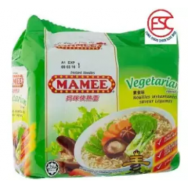 image of Mamee Premium Mee Vegetarian Flavour 75gm x 8pkt x 5pc