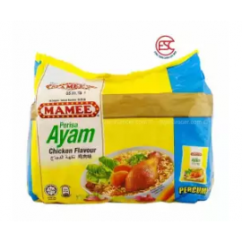 image of Mamee Premium mee Chicken Flavours 73gm x 8pkt x 5pc