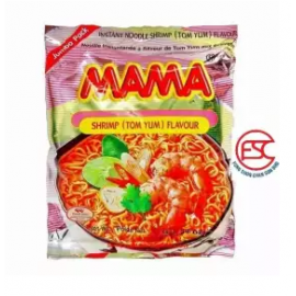 image of [FSC] MaMa shrimp Tomyam Instant Noodles 60gm x 6pkt x 5pc