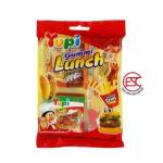 [FSC] Yupi Mini Assorted Gummy Lunch Set 77gm