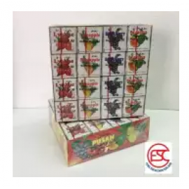 image of [Local brand] Pusan assorted fruit Bubble Gum 48 pieces