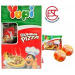 Yupi Mini Gummy Pizza 9gm x 72 pieces