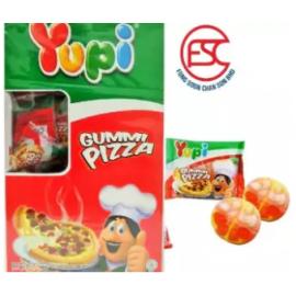 image of Yupi Mini Gummy Pizza 9gm x 72 pieces