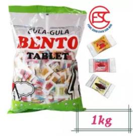 image of [FSC] Bento Milk Tablet Candy 1Kg