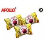 [FSC] Apollo Roka Peanut Chocolate Waffer Ball 80pieces