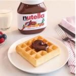 Nutella Hazelnut Spread Travel pack 15gm x 12pc