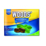 [FSC] Woods Lozenges Candy Peppermint 15gm x 15pkt