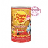 image of Chupa Chups lollipop 100pcs (mix fruit)