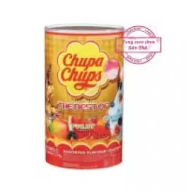 image of Chupa Chups lollipop 100pcs (mix fruit)