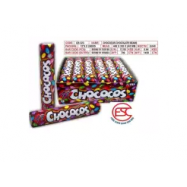 image of Rico Chococos Chocolate Beans 25gm x 12stick