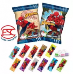 [Import ] Spiderman Chewy Candy 140gm