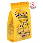 Lot 100 Sour Gummy Mango Flavours 100gm