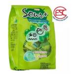[FSC] Lot 100 Sour Gummy Apple Flavours 100gm