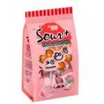 [FSC] Lot 100 Sour Gummy Strawberry Flavour 100gm