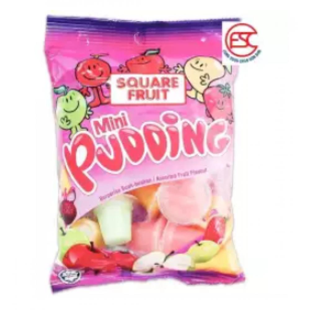 [FSC] Square Fruit Mini Pudding 300gm
