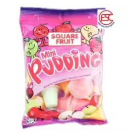 image of [FSC] Square Fruit Mini Pudding 300gm