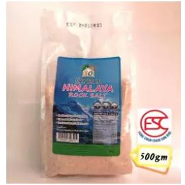 image of [FSC] Natural Himalaya Rock Salt 500gm